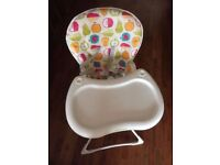 Graco Baby High chair High chair in very good condition, used only by 1 child.