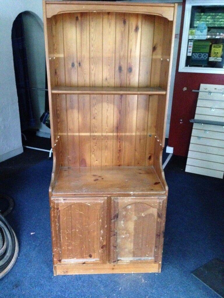 Pine Dresser, restoration project