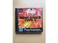 Playstation 1 Ridge racer type 4