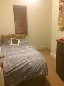 Mon-Fri or short term single rm rent now-Sep £425pcm inc bills. Whole 2bed flat available from Sep