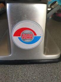 Burger Press by NOAW