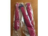 Next Men's cerise ties x3