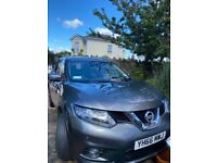 Nissan, X-TRAIL, Estate, 2016, Manual, 1618 (cc), 5 doors