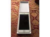 iphone 7 plus 128GB, brand new, sim free, rose gold, full warrantee. gift idea