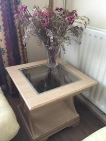 Lamp / Coffee Table