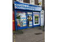 Corner Shop Business For Sale - Main Road Location/Residential Area