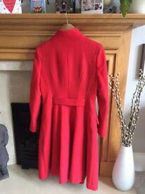 Pretty red Coast coat