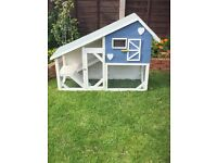 **new** rabbit hutch