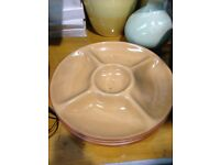 Fruit bowl and dishes all new