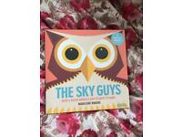 Brand new the sky guys book