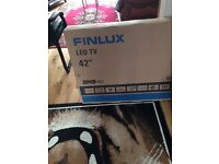 BRANDNEW 42inch LCD TELEVISION BOXED