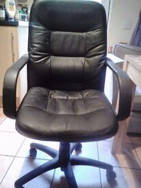 2 office style chairs for sale !!