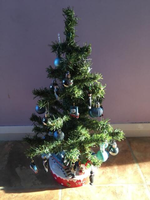 Thomas The Train Christmas Tree.Thomas The Tank Engine Christmas Tree Rare In Lewes East Sussex Gumtree
