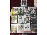 PC Games (13 in Total)
