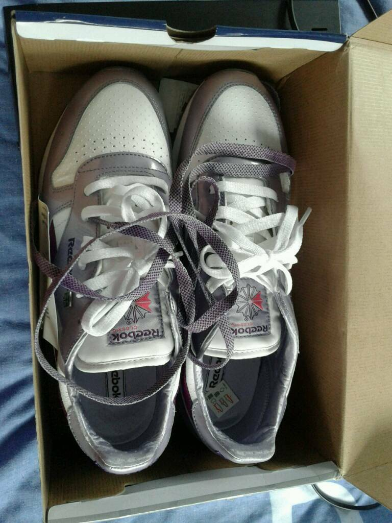 Ladies Reebok trainers new in box