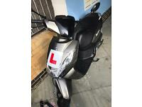 Peugeot kisbee scooter for sale 100cc £400