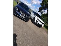 Wedding taxi/driver services (Range Rover)
