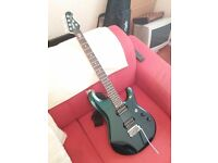 Sterling jp60 john petrucci signature. As good as brand new. Never left the house.