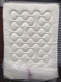 Double memory foam mattres
