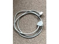 Apple Mac laptop Power adapter extension cable