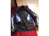 Textile Motorcycle Jacket XL