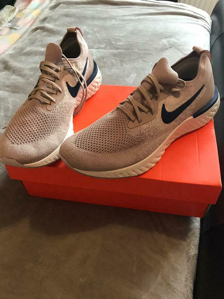 100% authentic 31ca9 91976 Nike Epic React FlyKnit Trainers NEW WITH BOX!! OFFERS WELCOME Including  Postage