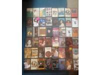 48 soul/world/blues cassette tapes (not vinyl)