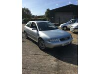 Audi A3 1.6 1998 being broken spares. Photos of the car below, contact for price and part wanted.
