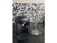 Bosch Tassimo coffee and hot drinks machine (pods)
