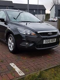 Immaculate ford focus zetec 100 MOT December 2017