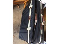 Suitcases descending sizes - 3 in total