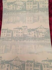 4 rolls of brand new wallpaper