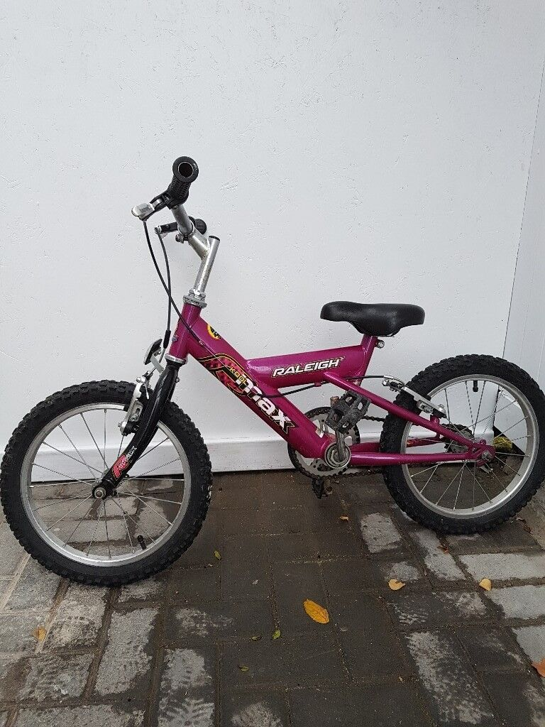 """Raleigh Cool Max 16"""" . Preloved. Only £20"""