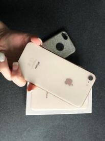iPhone 8 gold 64gb unlocked