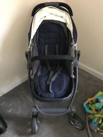 Graco Evo Avant Travel System