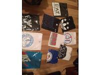 T shirts for sale moncler adidas nike sb armani ea7 Aj hugo boss