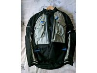 Men's triumph motorbike jacket