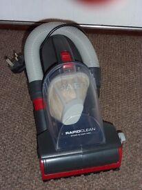 AEG vacuum cleaner mains portable AG71.