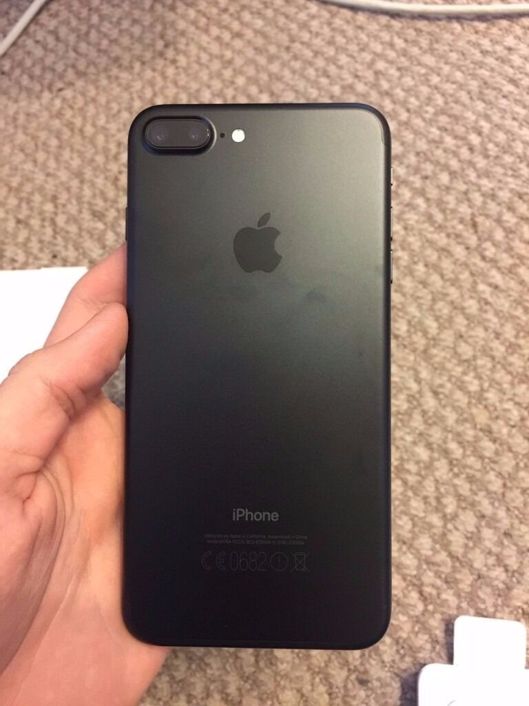 Swap My Apple iPhone 7 Plus / 256GB/Black For Your ...