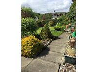 2 bedroom semi detached bungalow in Strontian. Would like to swap for similar in Fort William.