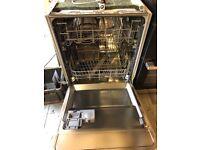 Beko intergrated dishwasher