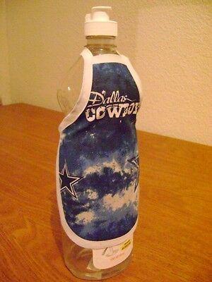 (NFL DALLAS COWBOYS Dish Soap Bottle Apron)