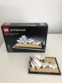 Lego Architecture -Sydney Opera House