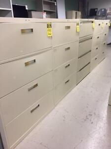 Office Furniture Used Lateral File Cabinets