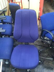 RH logic office chairs. Delivery