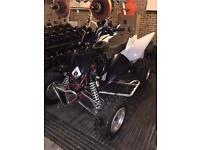 Apache RLX Sport 450 Road legal quad