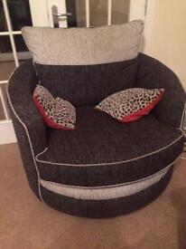Twister seat
