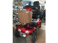 Shoprider 8mph Road and Pavement Scooter - Amazing Condition - Brand New Batteries