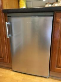 Kenwood fridge. Stainless steel finish