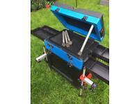 Anglers seat box